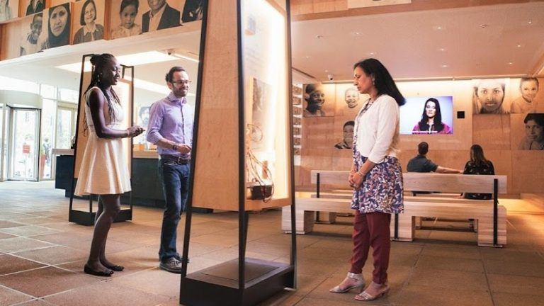 Free museums in Seattle: Bill and Melinda Gates Discovery Center
