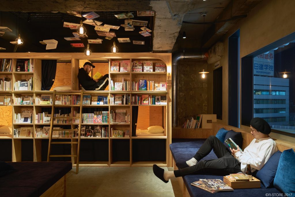Book and Bed Ikebukuro - Best hostels in Asia