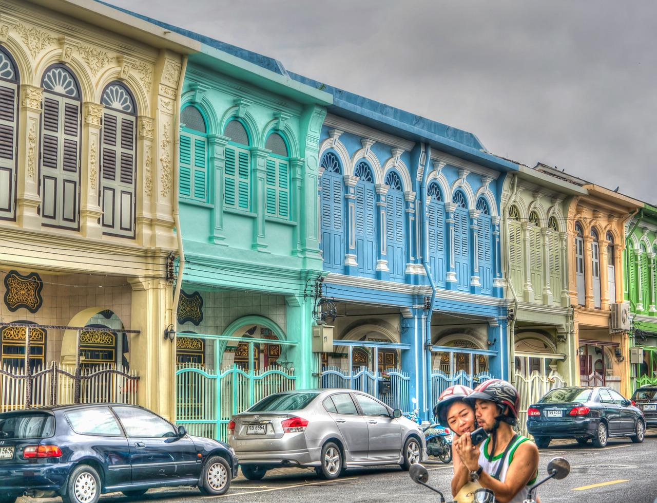 Phuket Town - 3 days in Phuket