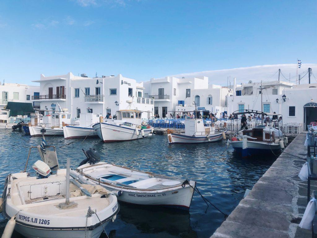 Paros Travel Guide: Naoussa