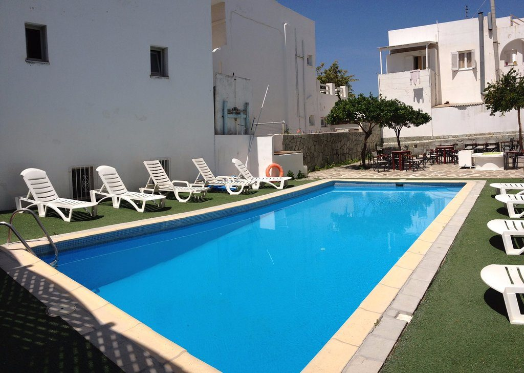 Paros Backpackers Hostel - Where to stay in Paros