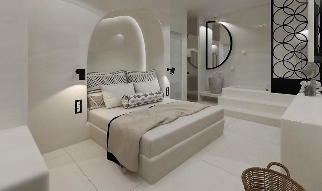 Quartano Luxury Resort one of the best places to stay in Paros