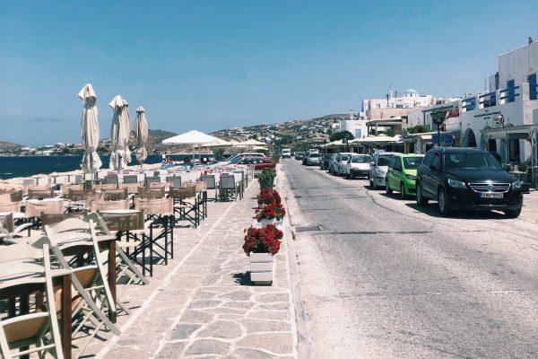 Parikia or Naoussa? Where to stay in Paros