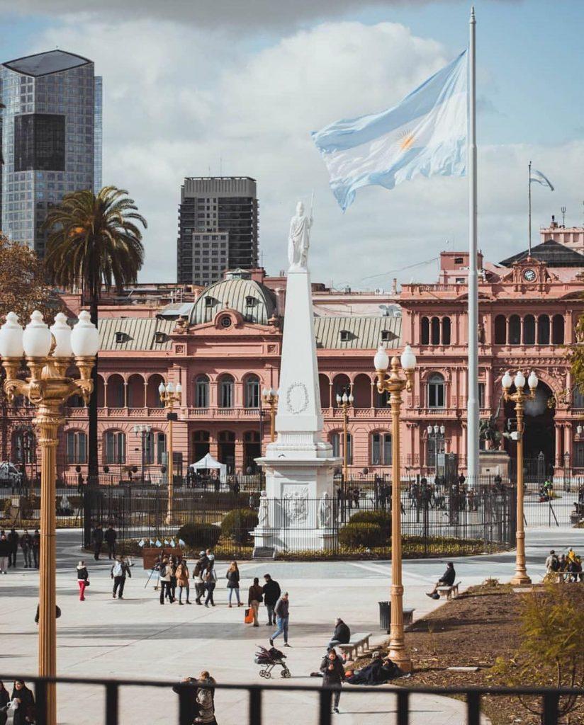 Buenos Aires Pink House - Casa Rosada
