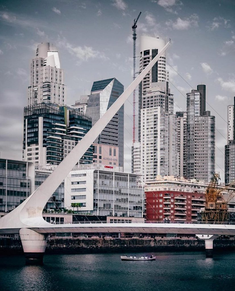 Puerto Madero - Free things to do in Buenos Aires