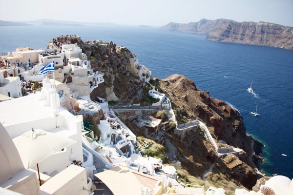 Expense Report: How much does it cost to visit Santorini?